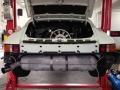 Porsche 911 Carrera 2.7l vor Montage Stosstange