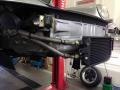 Porsche 911 Frontkühler Einbau
