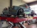 Porsche 911 SC-RS Rad- und Lenkgeometrie