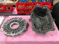 Porschegetriebe 915 Seitendeckel verstärkt