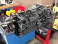 Porschegetriebe 915 Zusammenbau und Schaltgabeln einstellen
