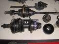 Porschegetriebe 915 Triebwelle defekt