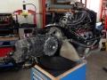 Porsche 911-83-RS Motor Porschegetriebe 915 Einbau
