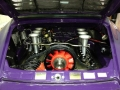 Porsche 911 3.0l RSR Motor mit Drosselklappe
