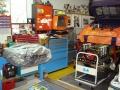Porsche 911 RSR Motor vor Einbau