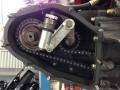 Porsche 911 Kettenradträger und Kettenspanner mech.