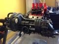 Porsche 911 ST 2.5l Motor und Getriebe