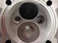 Porsche 911 Zylinderkopf mit Doppelzündung und optimierter Vedichtung