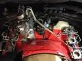 Porsche 911 Drosselklappe und Einspritzpumpe