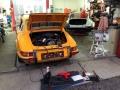 Porsche 911 MFI messen und einstellen