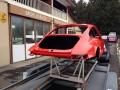 Porsche 911 2.2l S Jg.1970 Carosserie vorbereitet für Aufbau