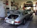 Porsche 911 alte 11er Garage Arbon
