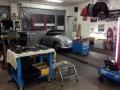 In der Werkstatt