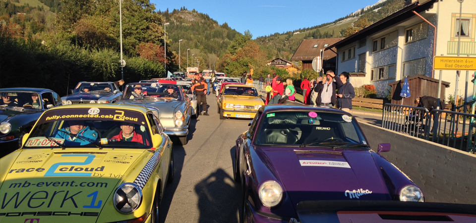 Video 15. JOCHPASS-Oldtimer-Memorial & Historic-Rallye
